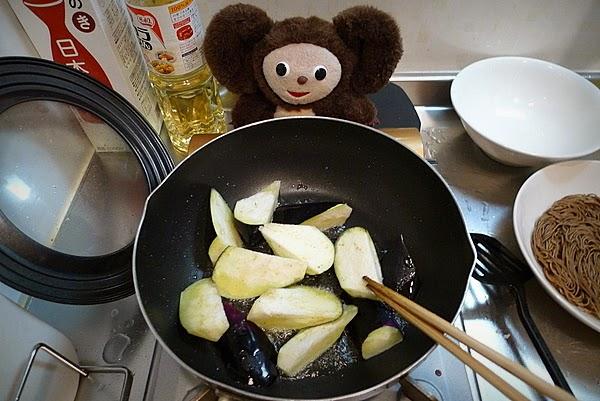 キス唐揚げ甘酢あんかけ焼き蕎麦のせの作り方(5)