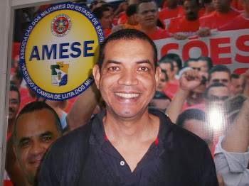 CAPITÃO ILDOMÁRIO, DIRETOR FINANCEIRO