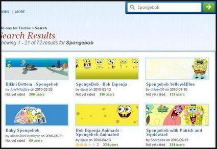 Mempercantik Tampilan Browser Firefox