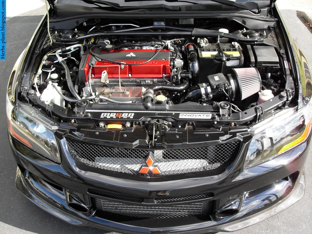 Mitsubishi evolution car 2013 engine - صور محرك سيارة ميتسوبيشى ريفلوشن 2013