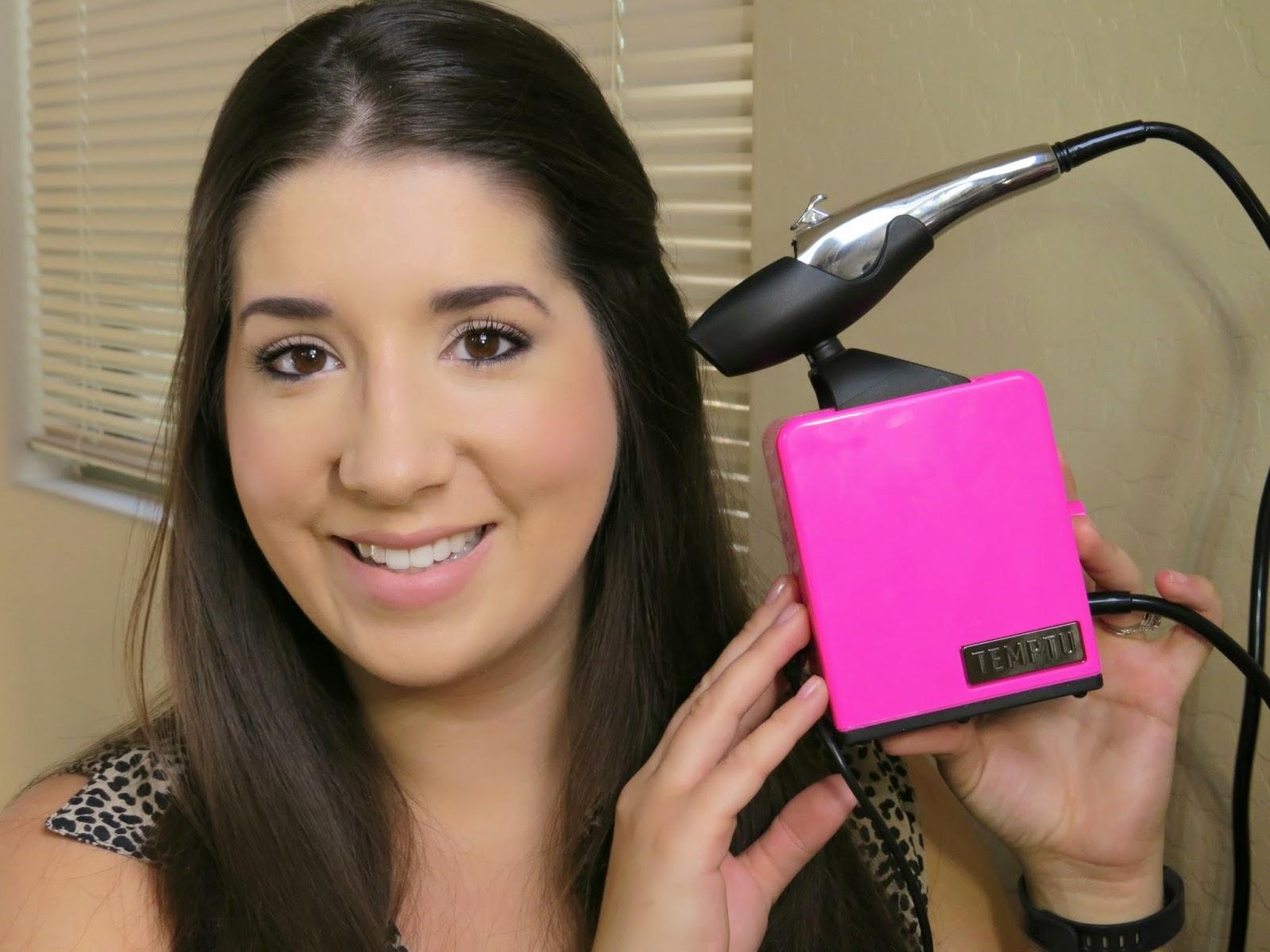Sparkle Me Pink: TEMPTU AIRbrush Makeup : Everything You ...