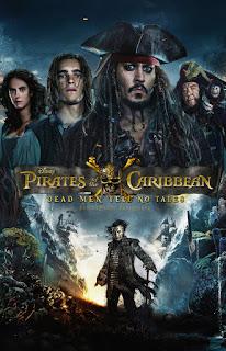 Piratas do Caribe: A Vingança de Salazar Legendado Online