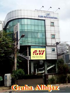 Kantor Pusat Alhijaz Indowisata