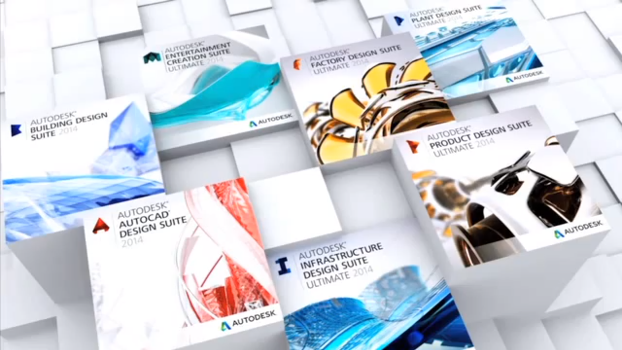 Autodesk Infrastructure Design Suite Ultimate 2014 Buy Online