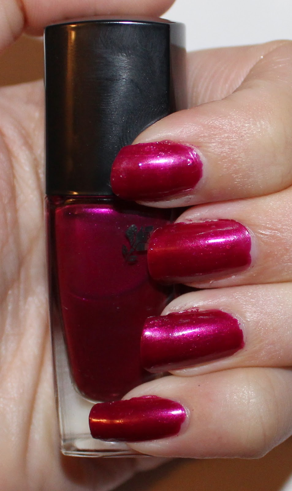Lancôme French Idole Vernis in Love Topaze Rose