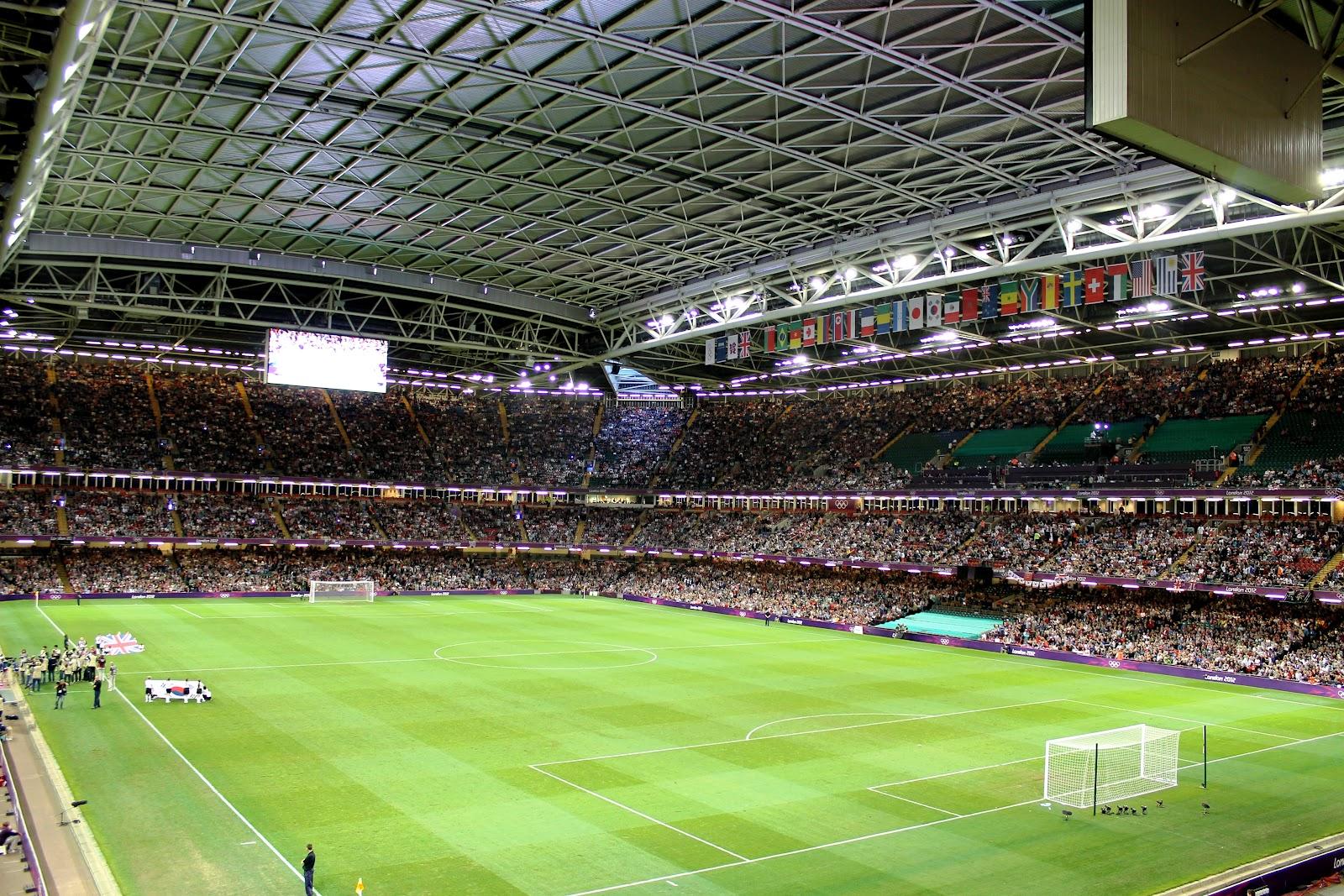 Walter Johnson - Wikipedia Pictures of millenium stadium cardiff