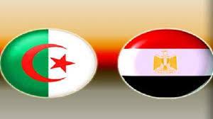 مباراة الجزائر ضد مصر match algeria vs egypt