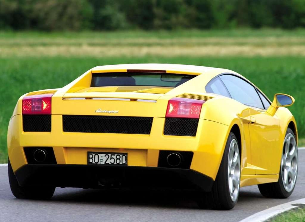 Lamborghini Madura Price >> ROAD STAR CAR: Lamborghini Gallardo 2003
