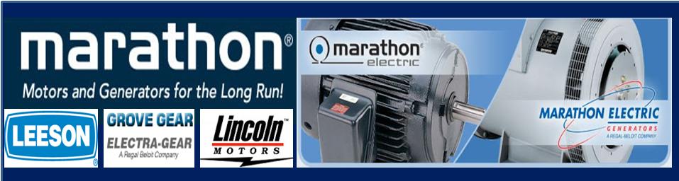 Marathon Electric Motores y Generadores:::