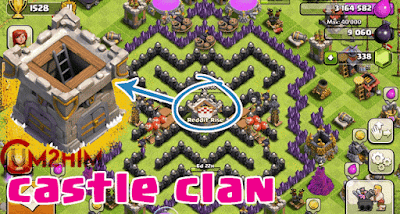 Cara Ampuh Mancing Keluar Isi CC (Clan Castle) Clash Of Clans