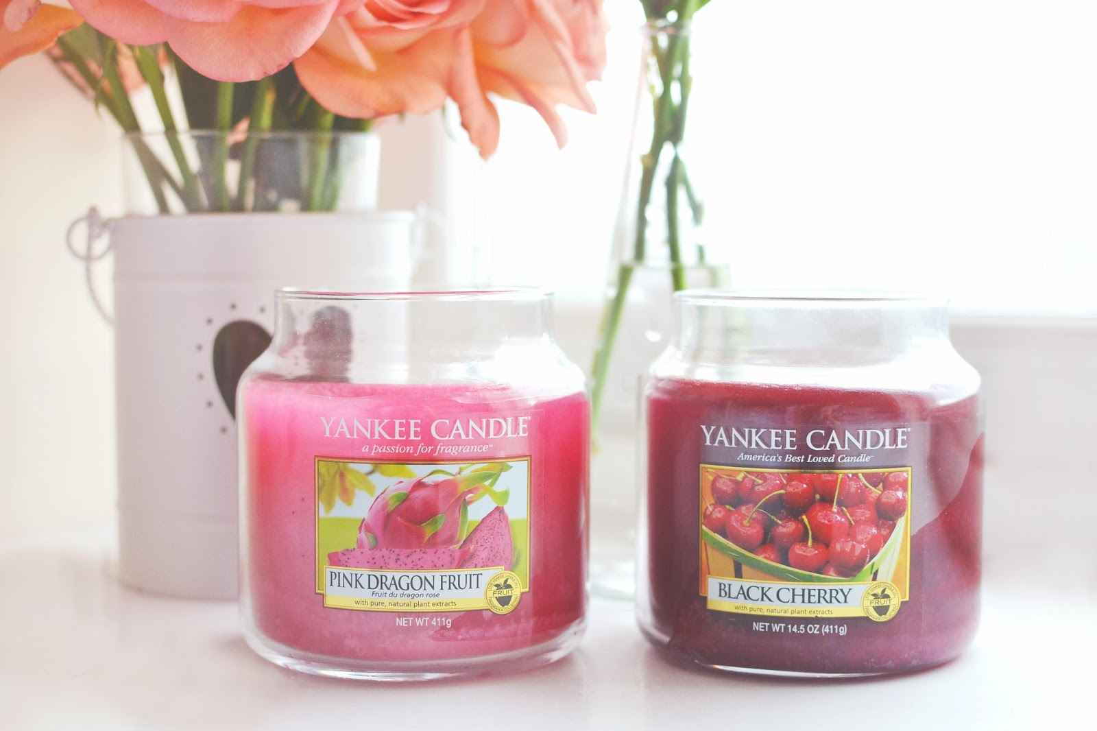 yankee candles spring collection