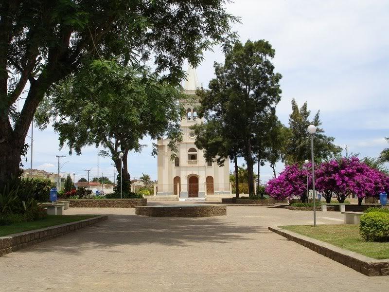 Igreja de Maracás