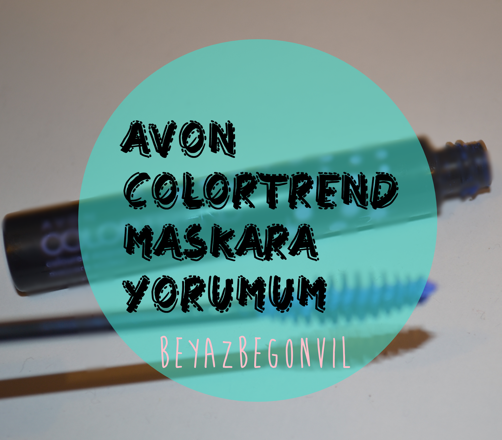 avoncolortrend mascara