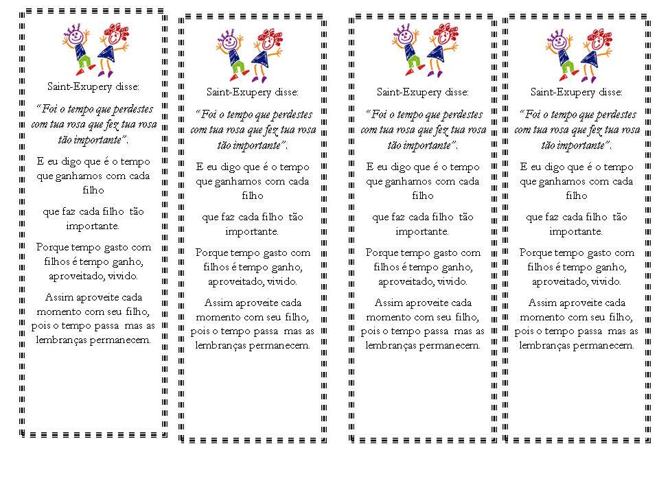 Fabuloso Educação Infantil Betim: Mensagem para reunião de pais educação  PZ72
