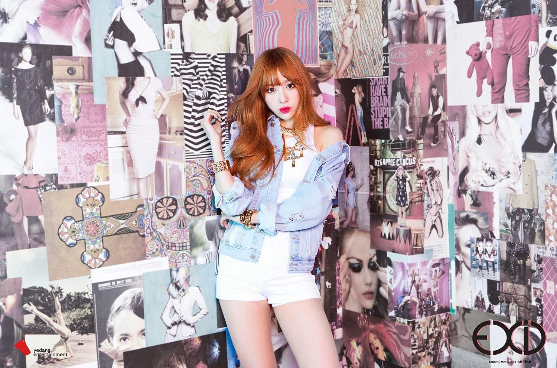 Hani Ah Yeah Concept
