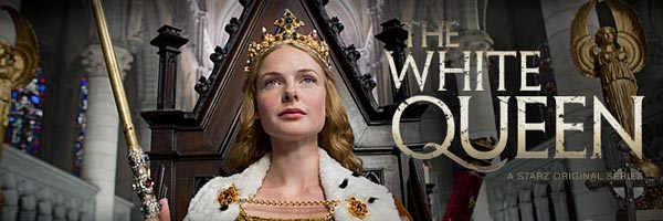 movies tv series reviews critiques the white queen acting. Black Bedroom Furniture Sets. Home Design Ideas