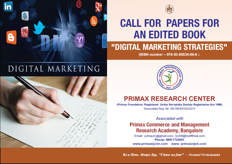 marketing reaserch paper