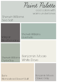 home paint palette