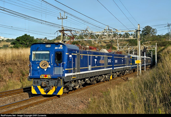 20 032 / 20 031 & The Blue Train