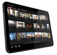 10.1-inch Motorola XOOM Android 3.0 Honeycomb-powered tablet for Verizon unveiled