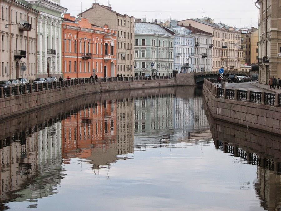 Водная экскурсия «Парадный Петербург»