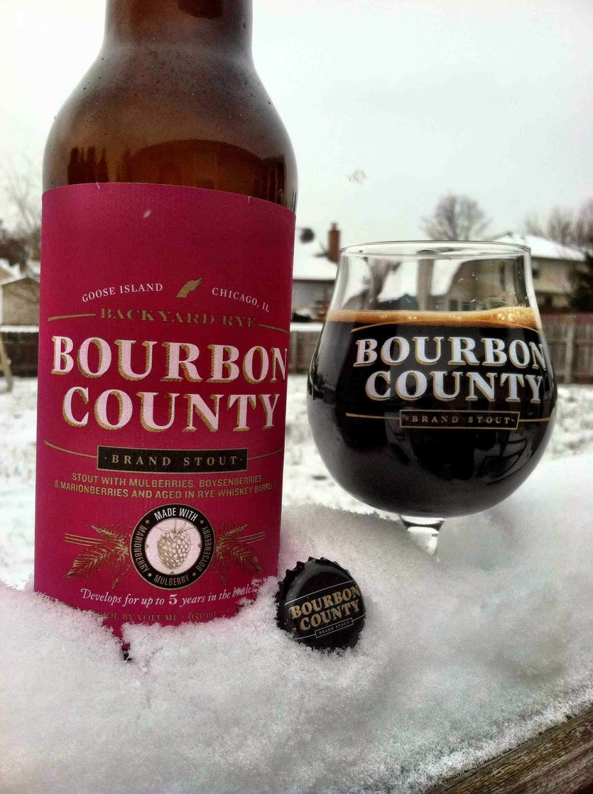 Bourbon County Backyard Rye beer daddy blog: bourbon county madness