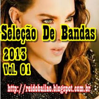 SELEÇÃO DE BANDAS 2013 VOL 01