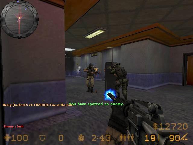 Counter Strike Carbon v1.1 - Mediafire
