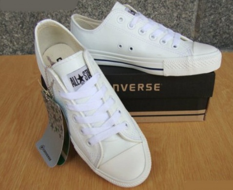 converse all star blancas enteras