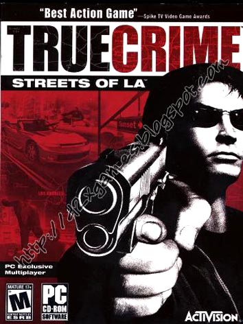 Free Download Games - True Crime Streets Of LA