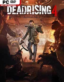Dead Rising 4 Jogos Torrent Download capa