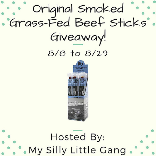 Beef Sticks Giveaway