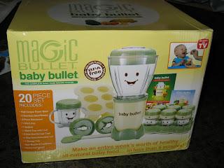 baby bullet blender user manual