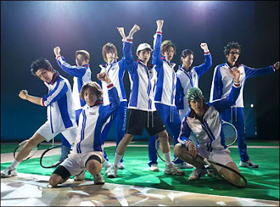 Musical Prince of Tennis, The Starting Point of Toku Actors?