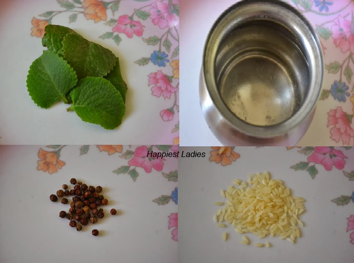 Home Made Baby Massage Oil