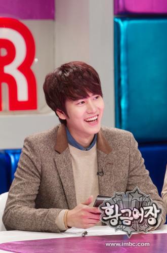 MBC 'Radio Star' Official Update – Kyuhyun