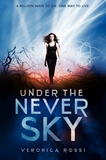 Review: Under the Never Sky by Veronica Rossi (Under the Never Sky #1)