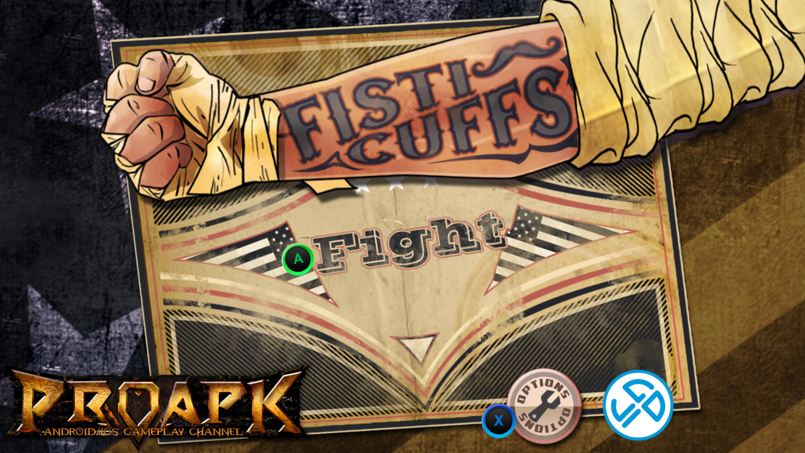 Fisticuffs: An Arcade Boxing Game (Goji Play)