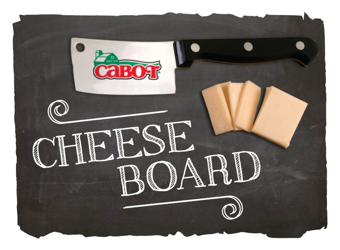 Cabot Cheese Board, RD