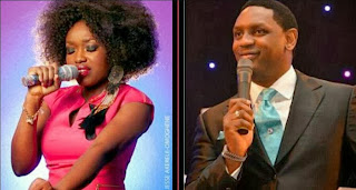 "Kefee Vs COZA Pastor Biodun: ""He rejected me because of a scandal. Now who has one?"" Kefee"