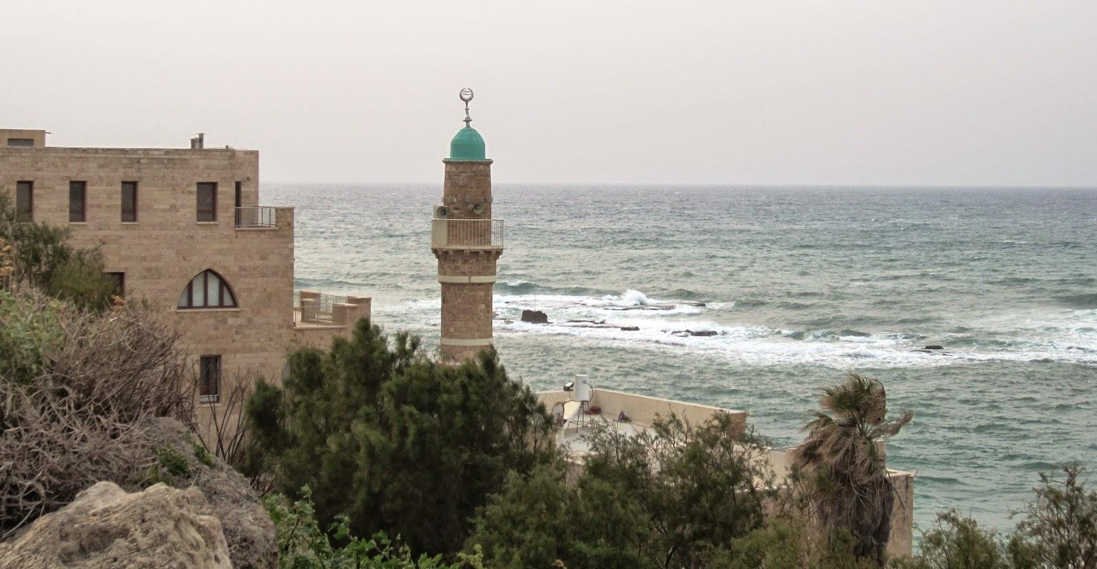 Al-Bahr Mosque, Jaffa, Israel