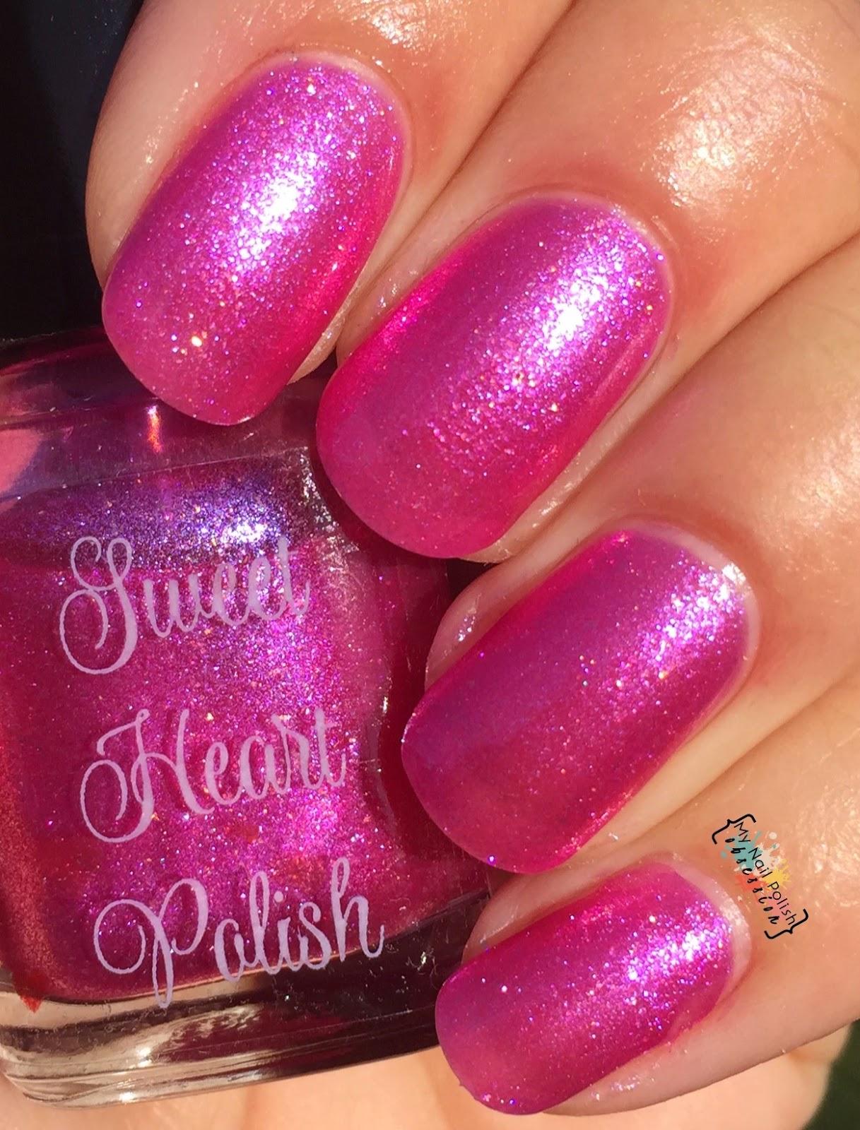 Sweet Heart Polish Aloha Au Ia oe