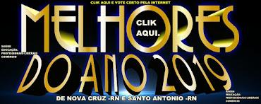 VOTE NOS MELHORES DO ANO 2019
