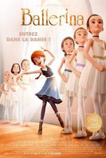 Bailarina en Español Latino