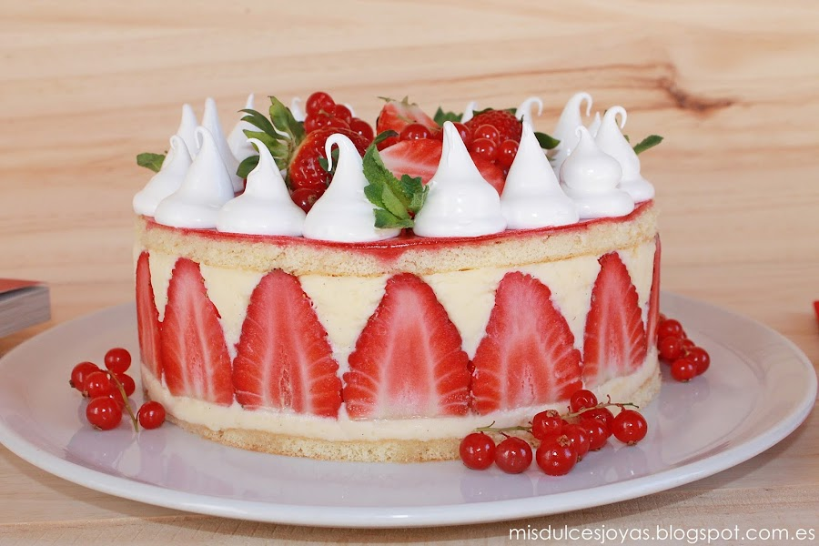 10 tartas impresionantes para regalar el Día de la Madre. Seguro que le encantarán