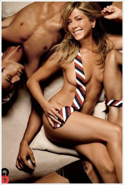 Jennifer Aniston No Clothes