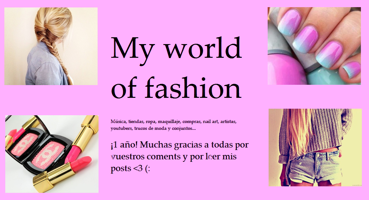 Moda, música, consejos, tiendas y mucho más