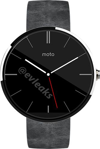 Motorola Moto 360 Photos