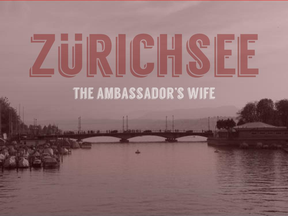 Bárbara Sánchez Portillo - Zürichsee