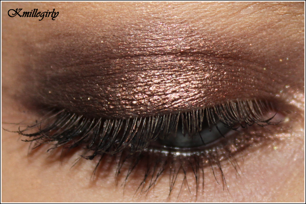 Bien-aimé Mon blog 100% girly: Maquillage Bronze et Marron EI79